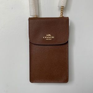 Coach Snap Phone Crossbody